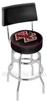 "NCAA 25"" Swivel Bar Stool Holland Bar Stool Team: Boston College"