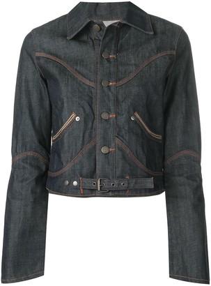 Jean Paul Gaultier Pre Owned Denim Jacket