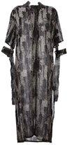 Damir Doma 'Dench' dress - women - Polyamide/Virgin Wool - S