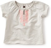 Tea Collection Palazzo a Mare Tee (Baby Girls)