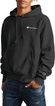 Champion Reverse Weave(R) Script Chest Logo Hoodie