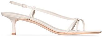 Studio Amelia 3.43 50mm Leather Sandals
