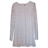 H&M Studio Studio White Lace Dress for Women