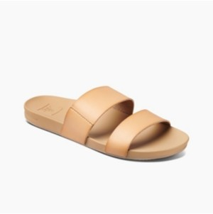 Reef Cushion Vista Pool Slides Women's Shoes