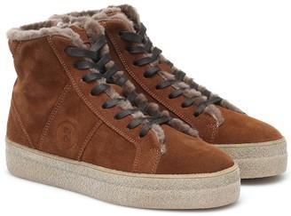 Bogner Denver suede sneakers