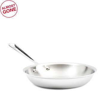 10in Tri-ply Stainless Steel Fry Pan