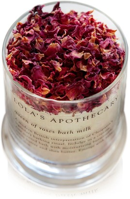 Lola's Apothecary Queen Of Roses Bath Milk