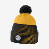 Nike New Days (NFL Steelers) Men's Knit Hat