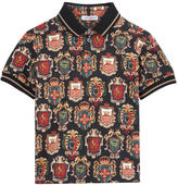Dolce & Gabbana Graphic polo