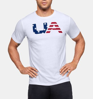 Under Armour Men's UA Freedom Mark T-Shirt