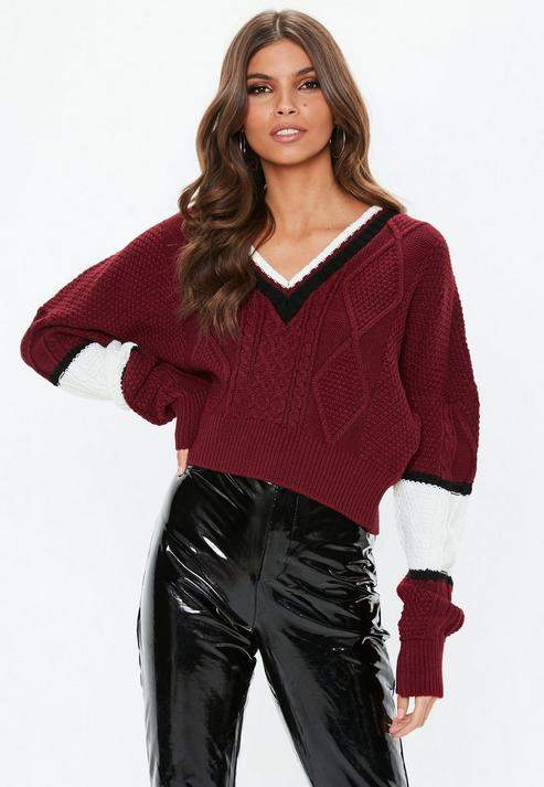 78d435642652e8 Missguided Women's Sweaters - ShopStyle