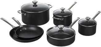 Le Creuset Toughened Non-Stick PRO 10-Piece Cookware Set
