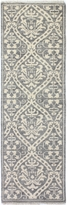 Bashian Rugs Pompeii Hand-Knotted Wool Runner
