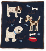 Artwalk Art Walk Kid's Woof Woof Knit Blanket
