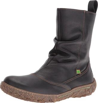 El Naturalista Women's Nido Slouch Boots