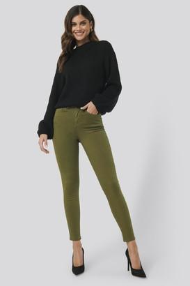 NA-KD High Waist Skinny Denim Jeans