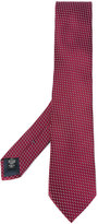 Ermenegildo Zegna dotted tie - men - Silk - One Size