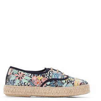 Pare Gabia Lotus Low Tops with Rope Sole