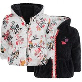 Catimini CatiminiBaby Girls Reversible Floral Coat