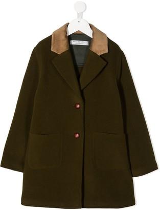 Philosophy Di Lorenzo Serafini Kids Single-Breasted Tailored Coat