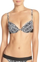Moschino Women's Underwire Push-Up Bra