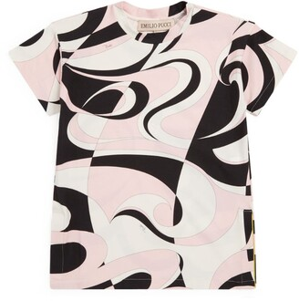 Emilio Pucci Junior Heliconia Tunic Dress (4-14 Years)