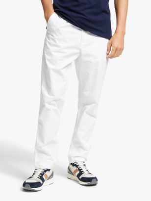 Ralph Lauren Polo Stretch Cotton Trousers, White