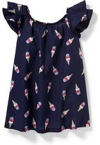 Old Navy Ruffle-Trim Swing Dress for Baby
