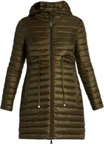 Moncler Barbel hooded down coat