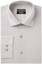 Alfani Men's Regular Fit Performance Pattern Dress Shirt, Created for Macy's
