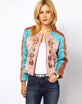 Asos Jacket with Embroidery