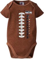Gerber Seattle Seahawks Football-Print Bodysuit - Infant