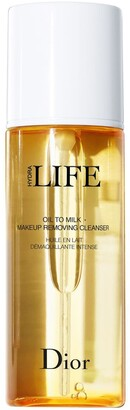 Christian Dior Hydra Life Oil to Milk Makeup Removing Cleanser