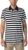 Chima Striped Polo Shirt