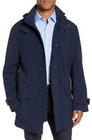 BOSS Men's Technical Longline Jacket