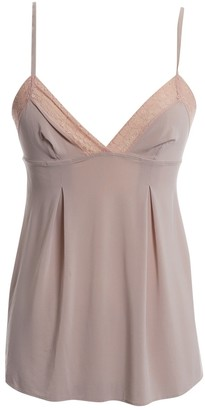 Eres Pink Synthetic Tops