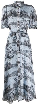 Derek Lam 10 Crosby Faye shirt dress