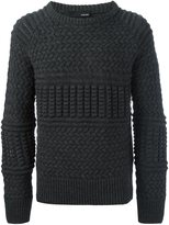 Avelon 'Page' sweater - men - Acrylic/Alpaca/Merino - M