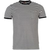 Soviet Stripe T Shirt Mens