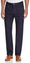 Robert Graham Arlo Straight Fit Jeans in Indigo