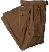 Ecko Unltd. Ecko Unlimited Men's Big and Tall Deploy Twill Cargo Pant