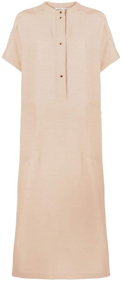 Agnona long shirt tunic dress