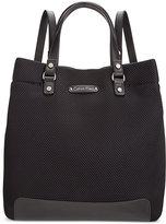 Calvin Klein Convertible Mesh Tote-Backpack