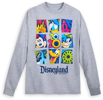 Disney Mickey Mouse and Friends Long Sleeve T-Shirt for Adults Disneyland 2020