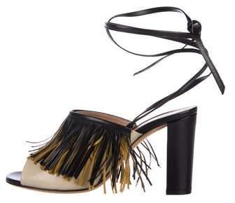 Alexa Wagner Pina Wrap-Around Sandals