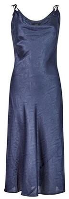 Dorothy Perkins Womens **Lola Skye Navy Slip Dress