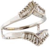 Ring 18K Diamond Wedding Jacket