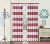 Eclipse 15942042X063PNY Peabody Window Curtain Panel