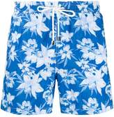 Borrelli floral swim trunks