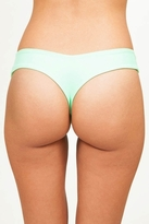 Stone Fox Swim Tucker Bottoms in Spearmint